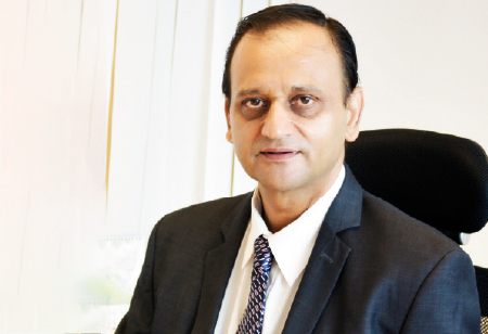 Ashish Khanna, MD & CEO, Tata Power Solar and President, Tata Power