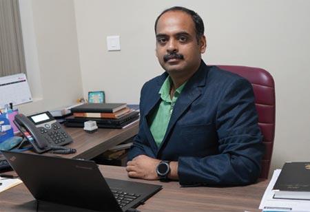 Mohanachandran, Head-Information Technology, Meitra Hospital