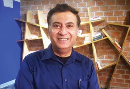 Manuj Desai, Global Head Technology Transformation, Sterlite Techenologies,