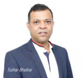 Tushar Bhatkar, CIO & Founder, PureSoftware Ltd,,