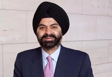 Ajay Banga To Step Down As Mastercard's CEO
