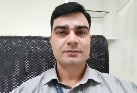 Arvind Kumar, Head IT - Country Manager, Gate Gourmet,