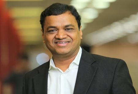 Sanjay Gupta, Vice President and India Country Manager, NXP Semiconductors