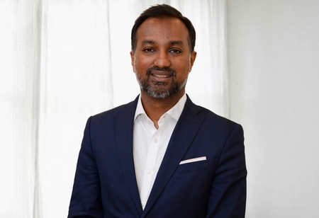 Ravindran Mahalingam, SVP, International Business, HGC Global Communications,