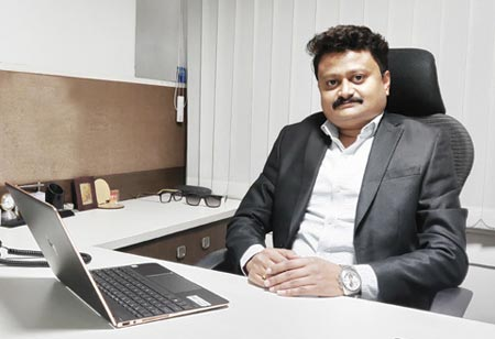 Rajesh Kapase, Director - IT, SPOTON LOGISTICS,
