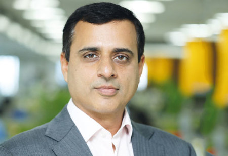 Sameer Walia,Co-founder & Managing Director, The Smart Cube,