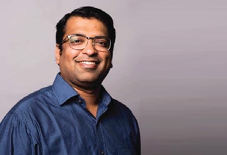 Srivaths Varadharajan, Global Fintech & Digitech Evangelist,
