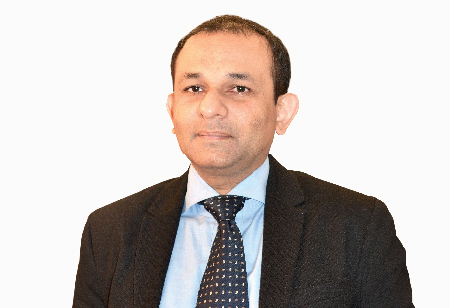 Kapil Mahajan ,CIO, Safexpress