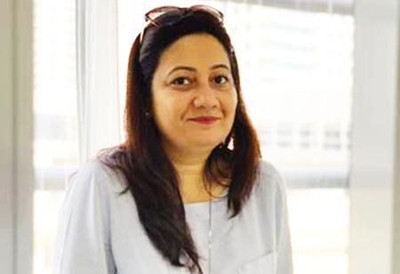 Benazir Miller, Sr.General Manager-Technology,Shoppers Stop