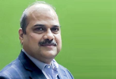 Pradeep Tewari, Head Logistics - Petchem Operations at Reliance Industries Ltd