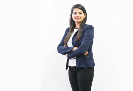 Neha Kulwal,CEO, Admitad India