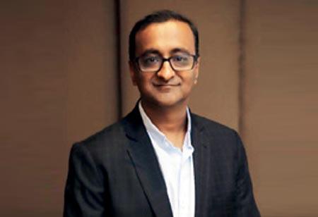 Sameer Mahapatra, VP & Country Head - India & SAARC, Aeris Communications,