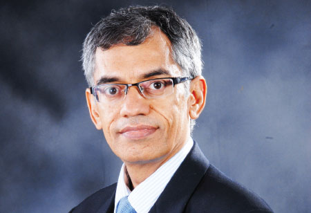 Rajiv Vaid, VP & Global Head - Operations Strategic Accounts, TCS,