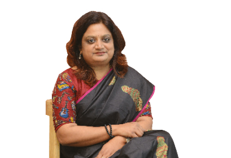 Jyothirlatha B., Chief Technology Officer, DHFL,