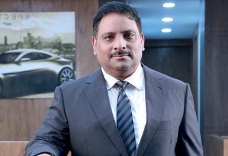 Vishal Sinha, President and CIO, Tranzlease Holdings India,