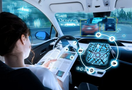 Driverless cars : Future Becoming a Reality