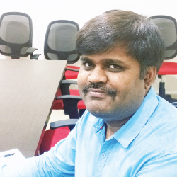 Hanumanthu Reddy,  Group Head - Clinical Services, BioQuest Solutions