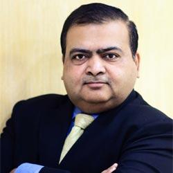 Alok Sinha, CEO, Globus Eight