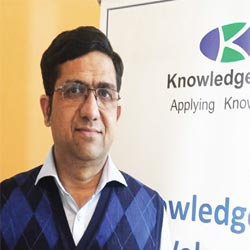 CS Gupta, Director & CEO, KnowledgeCrop Consulting