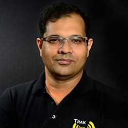 Pranshu Gupta, Founder & CEO, Trak N Tell