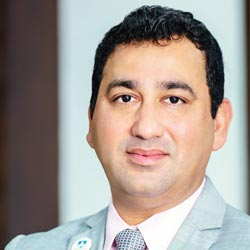 Niranj Sangal, Group CEO, OMA Digital Solutions