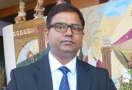 Ashok Tiwari, Head IT Operations, Varroc Lighting Systems India
