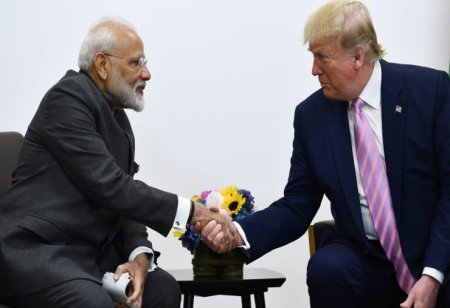 Trump's Visit To India Expected To Trade A Significant Deal