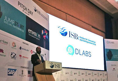 DPIIT Awards ISB's DLabs Incubator with Rs.5 Crore