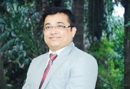 Partha Mondal, Vice President - Information Technology, Atul Limited