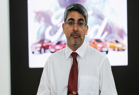 Anurag Mehrotra Appointed as the New CEO of Mahindra-Ford Joint Venture