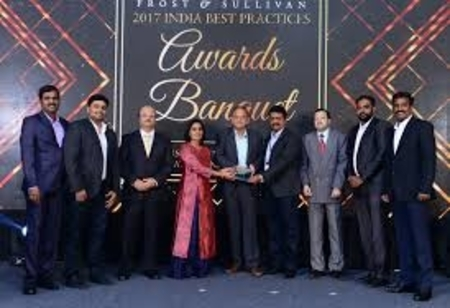 Frost & Sullivan to Recognize Outstanding Efforts of India's Pioneering Next-gen Companies at the 2018 India Best Practices Awards Banquet