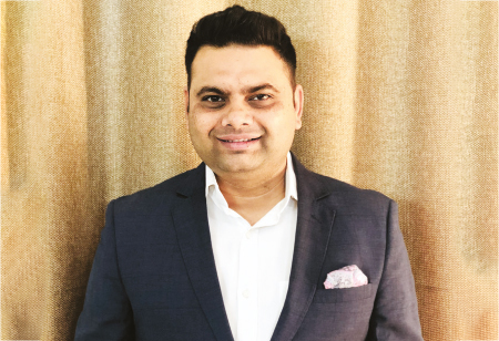 Amit Sharma, Founder & CEO, eExpedise Healthcare