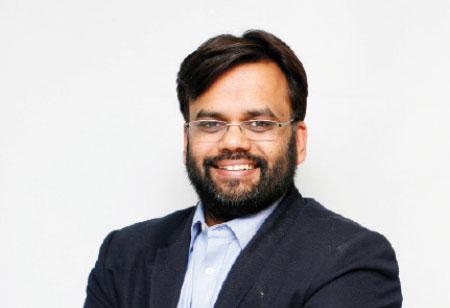 Deepak Garg, Founder & CEO, RIVIGO
