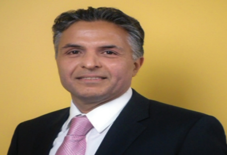 Shahram Mehraban, Vice President-Marketing,
