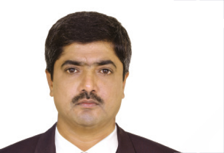 Sanjay Pawar, Head of IT, India Advantage Securities,,