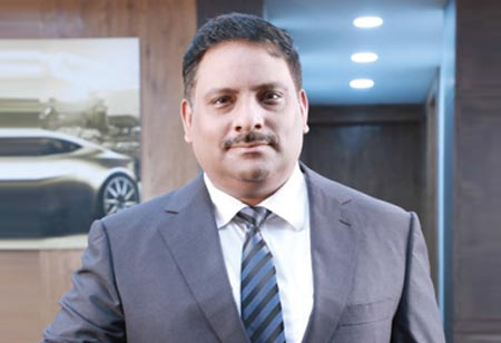 Vishal Sinha, President and CIO, Tranzlease Holdings (I) Pvt. Ltd,