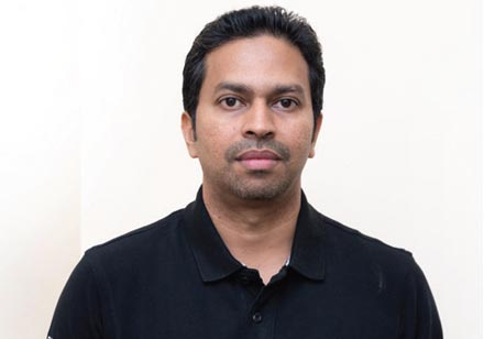 Radhakrishna Venketeshwaran, VP - Head of Strategic Development Centre, Product & Engineering, Blackhawk Network India,