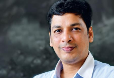 Amit Jain, CMD, Arkade