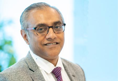 Piyush Chowhan, Group CIO, </br>LuLu Group International