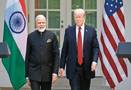 U.S. And India To Sign USD 3 Billion Dollar Agreement In Defence Deals