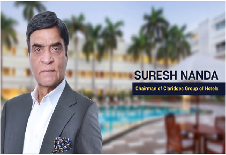 Who is Suresh Nanda? From Indian Navy to MNCs