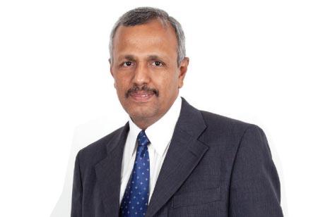 Dr. R. Chandran, CIO, and Sudhadeep Sugunadoss, Head- Quality, Bahwan Cybertek