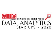 10 Most Recommended Data Analytics Startups - 2020