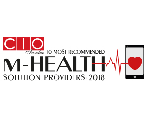 10 Most Recommended mHealth Solution Providers - 2018