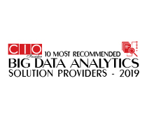10 Most Recommended Big Data Analytics Solution Providers - 2019