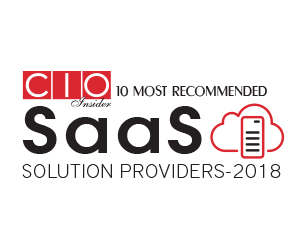 10 MOST RECOMMENDED SAAS SOLUTION PROVIDERS - 2018