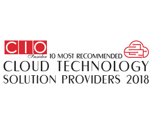 10 Most Recommended Cloud Technology Solution Providers - 2018