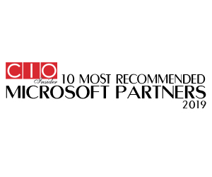 10 Most Recommended Microsoft Partners - 2019