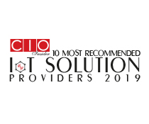 10 Most Recommended IoT Solution Providers - 2019