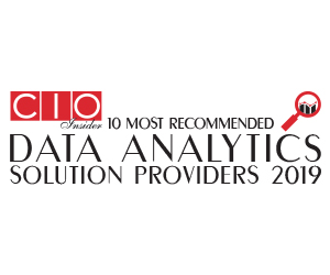 10 Most Recommended Data Analytics Solution Providers - 2019
